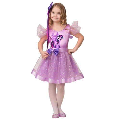 Купить Костюм Батик Сумеречная Искорка (1914), фиолетовый, размер 116, Карнавальные костюмы