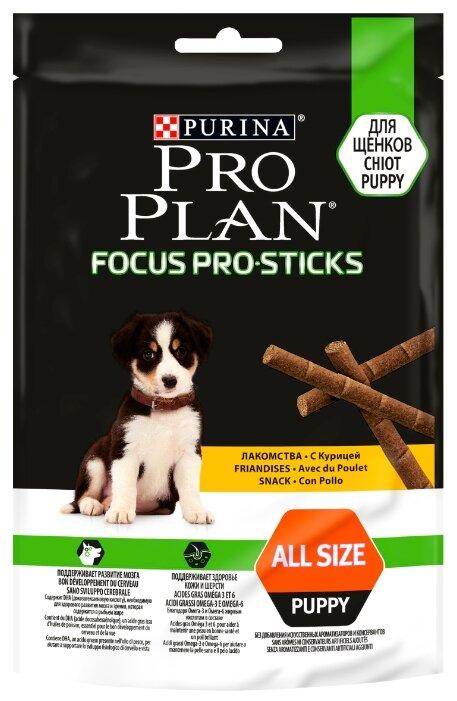 Лакомство для собак Pro Plan Focus