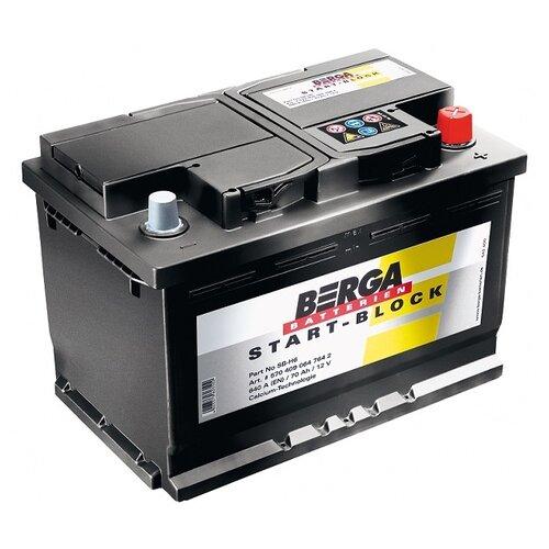 Автомобильный аккумулятор Berga SB-H6