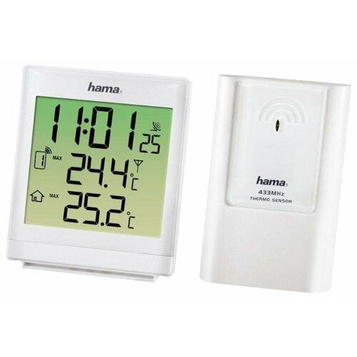 Термометр HAMA EWS-870 белый термометр hama th33 a черный 00123151