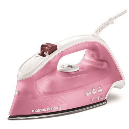 Утюг Morphy Richards 300291 розовый