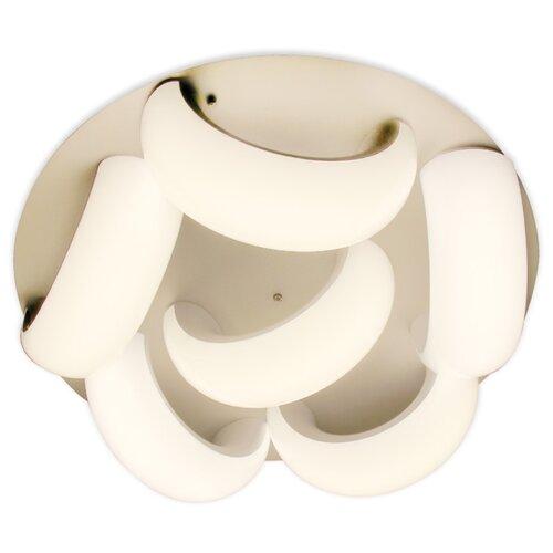 Светильник светодиодный Ambrella light FC12/6 WH 120W D650, LED, 90 Вт светильник светодиодный ambrella light fa457 6 3 wh led 135 вт