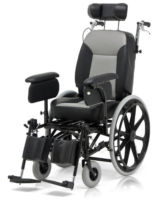 Кресло-коляска механическое Armed FS204BJQ