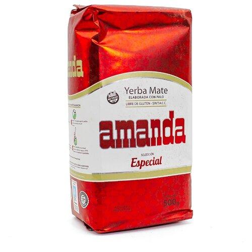 Чай травяной Amanda Yerba mate Seleccion Especial , 500 г amanda flower criminally cocoa