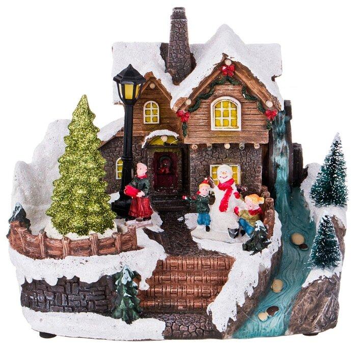Фигурка Lefard, Рождественский домик, 20*15*16,5 см 868-105