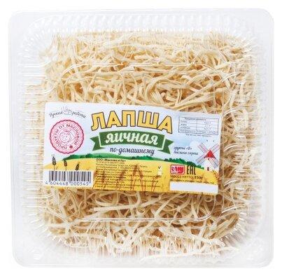 Продукты от Масловой Лапша По-домашнему яичная, 150 г