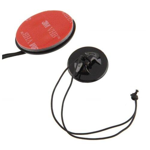Фото - Страховочное крепление Flife для камеры GoPro черный крепление рамка flife для gopro hero 5 6 7 черный