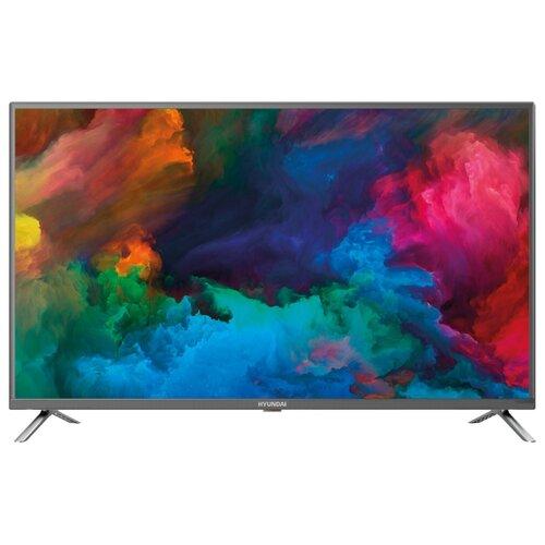 Фото - Телевизор Hyundai H-LED32ES5001 32 (2019) серый металлик led телевизор hyundai h led32es5001