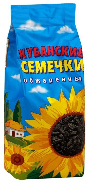 Семена подсолнечника Кубанские семечки обжаренные 300 г