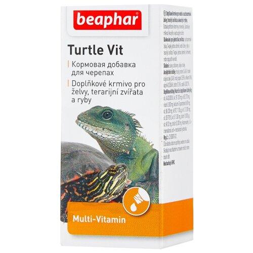 Витамины и добавки для рыб, рептилий Beaphar Turtle vit 20 мл