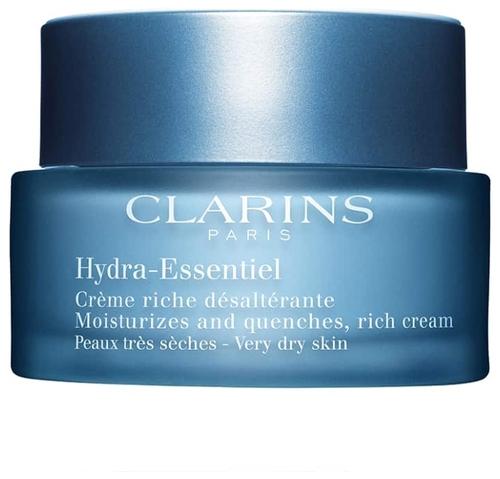Clarins Hydra-Essentiel Интенсивно увлажняющий крем для сухой кожи лица