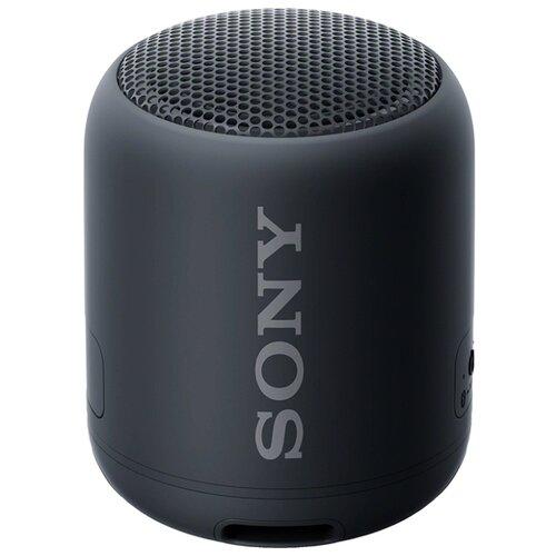 Портативная акустика Sony SRS-XB12 black