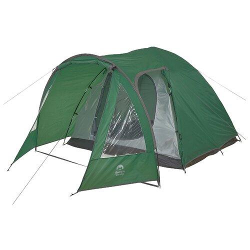 Палатка Jungle Camp Texas 4 зеленый палатка jungle camp lite dome 4 mono dome 4 зеленый серый 70813 70883