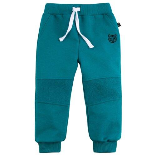 Купить Брюки Bossa Nova 497Б-461-Б размер 74, морская волна, Брюки и шорты