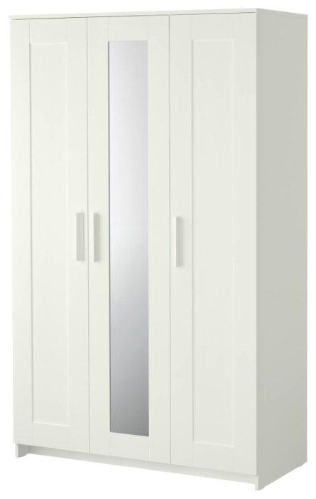 Шкаф для спальни IKEA Бримнэс 904.079.29 — купить по выгодной цене на Яндекс.Маркете