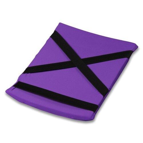 Подушка для кувырков для художественной гимнастики Indigo SM-265 фиолетовый