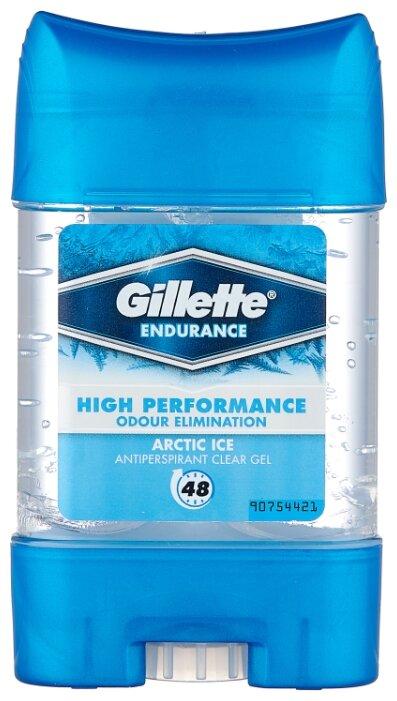 Дезодорант антиперспирант гель Gillette Arctic Ice{