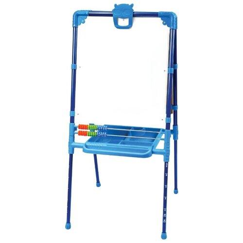 Купить Мольберт детский Nika двусторонний Растущий (М2Л) синий/голубой, Доски и мольберты