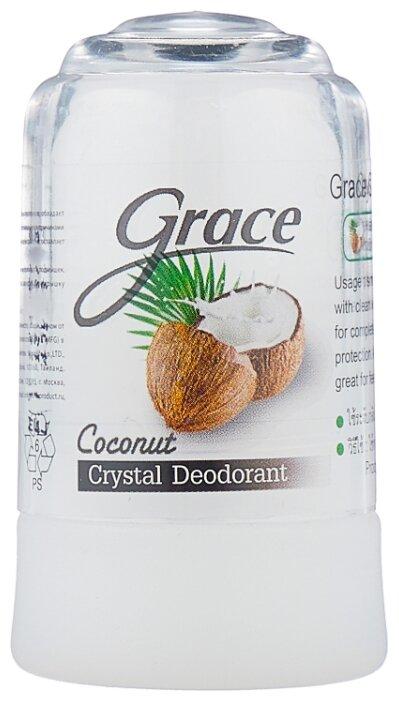 Дезодорант-кристалл Grace Coconut, 70 г