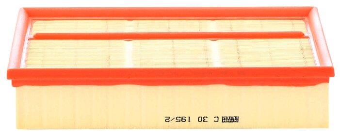 Панельный фильтр MANNFILTER C30195/2