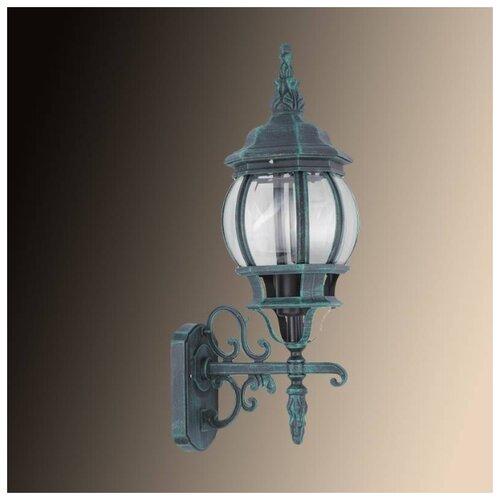 Фото - Уличный настенный светильник Arte Lamp Atlanta A1041AL-1BG уличный светильник arte lamp atlanta a1041al 1bn