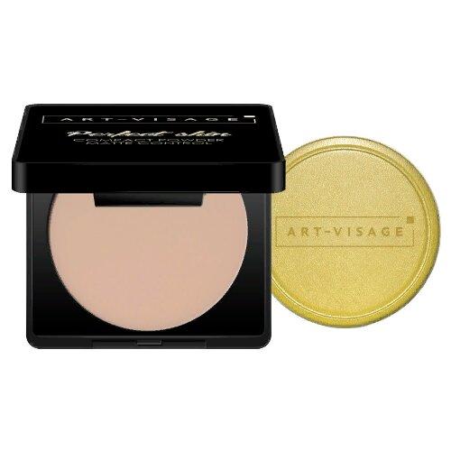 Купить ART-VISAGE Пудра компактная Perfect skin Compact Powder Matte Control 213 розовый беж