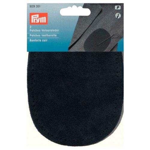 Prym Заплатки замшевые пришивные 10x14см 929351, темно-синий (2 шт.) сапоги замшевые kelton