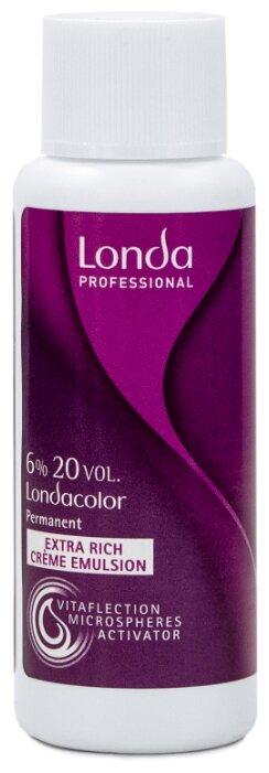 Londa Professional Londacolor Extra Rich Creme Emulsion Окислительная эмульсия, 6%