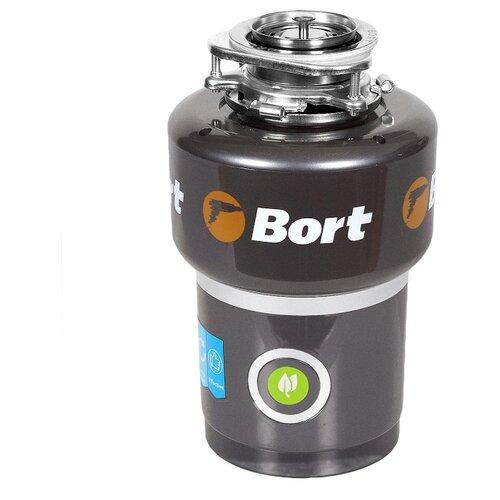 Бытовой измельчитель Bort TITAN 5000 (Control) черный