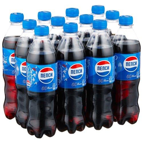 Газированный напиток Pepsi, 0.5 л, 12 шт.