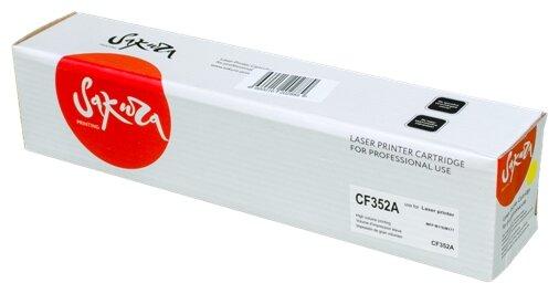 Картридж Sakura SACF352A, совместимый
