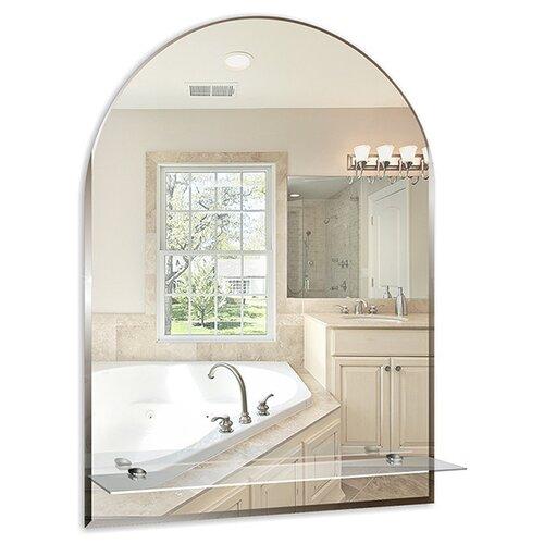 Зеркало Mixline Аркада-Люкс 525015 49x67 см без рамы