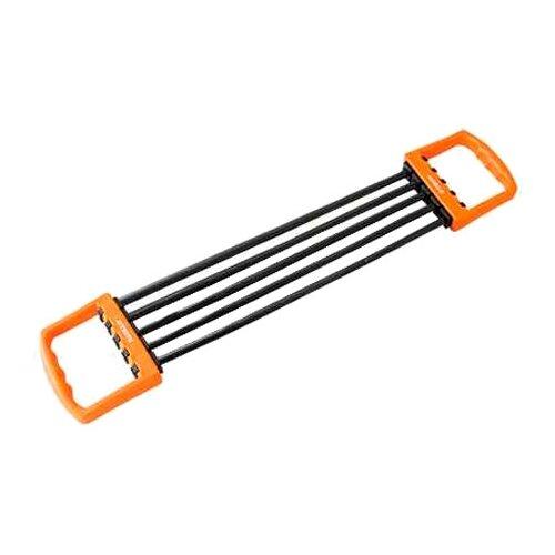 Эспандер грудной ATEMI ACE02 черный/оранжевый фото