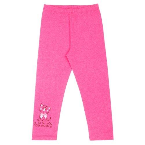 Купить Легинсы Апрель Пинк размер 92-50, ярко-розовый, Брюки и шорты