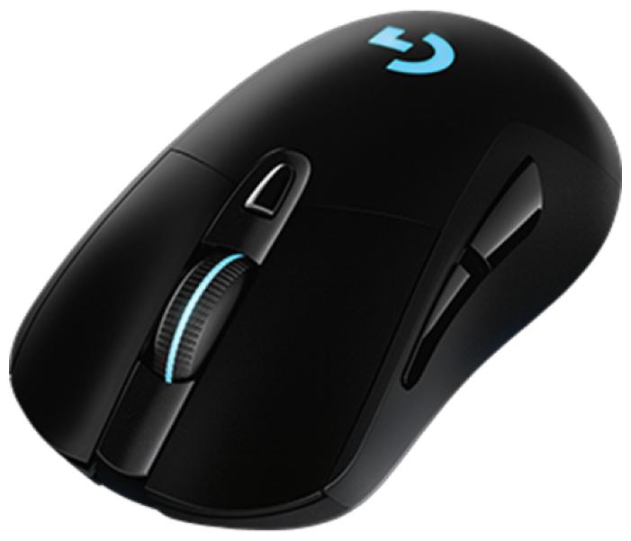 Мышь (910-005640) Logitech G703 Wireless Gaming Mouse LIGHTSPEED 16000dpi HERO