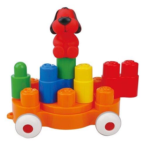 Купить Конструктор K's Kids Popbo Blocks KA771 Едем в город, Конструкторы