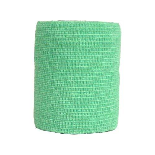 Самофиксирующийся бинт Andover PetFlex 7,5 х 450 зеленый неон 1 шт. 7.5 см