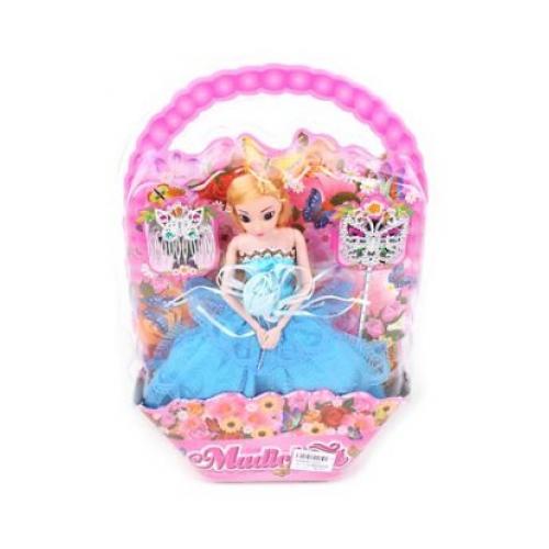 Кукла Наша игрушка Эмма, 29 см, 638315 игрушка