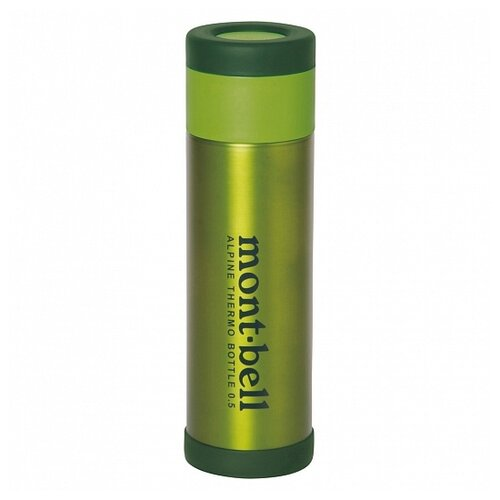 MontBell термос Alpine Thermo Bottle 0.5л MDGN