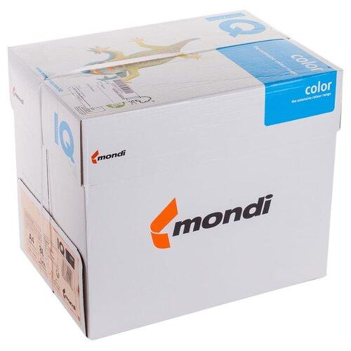Фото - Бумага IQ Color A4 80 г/м² 500 лист. темно-кремовый SA24 5 шт. бумага iq color а4 color 120 г м2 250 лист оранжевый or43 1 шт