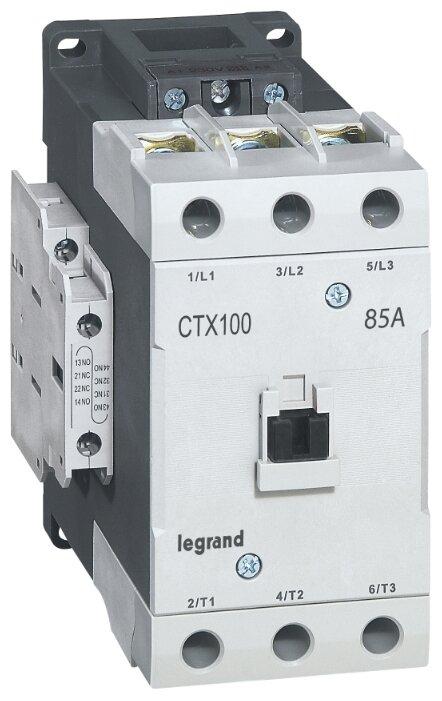 Магнитный пускатель/контактор перемен. тока (ac) Legrand 416206