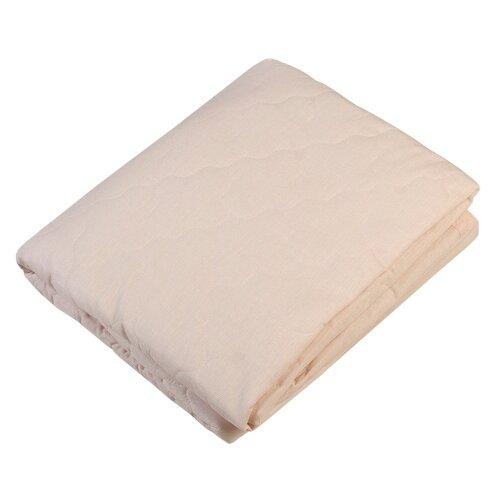 Наматрасник стеганый детский Традиция 60х120 см, бязь наматрасник 120х200 см стеганый овечья шерсть бязь