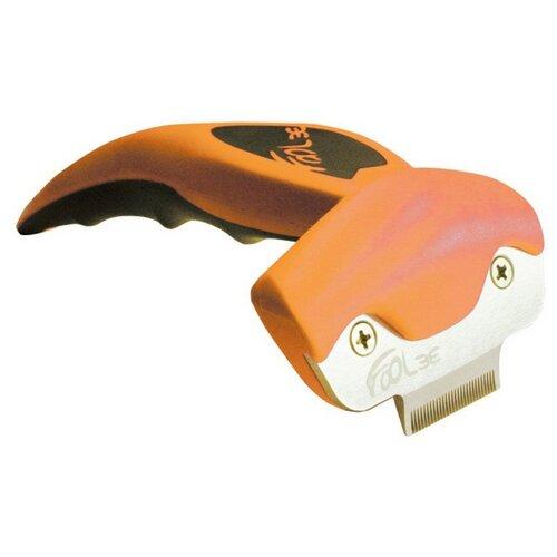 Щетка-триммер FoOlee One XS 3.1 см оранжевый