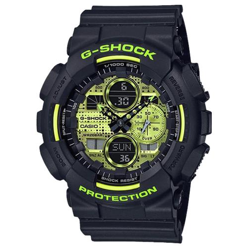 Наручные часы CASIO GA-140DC-1A наручные часы casio eqw m1000db 1a
