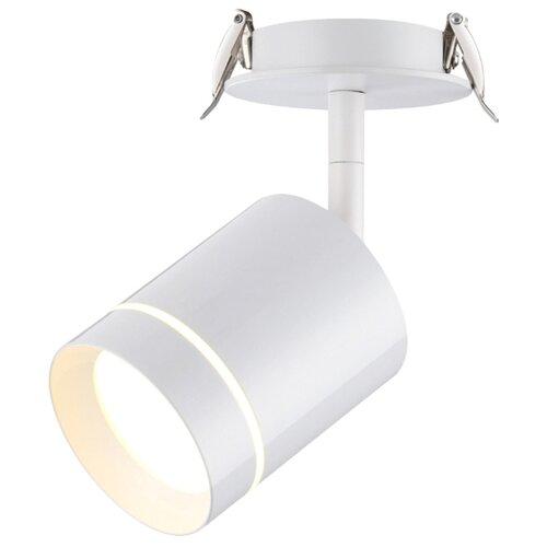 Встраиваемый светильник Novotech 357687 встраиваемый светильник novotech classic 369696
