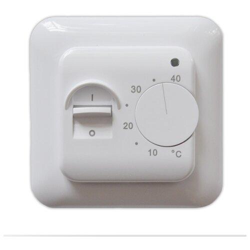 цена на Терморегулятор Varmel RTC 70.26 белый