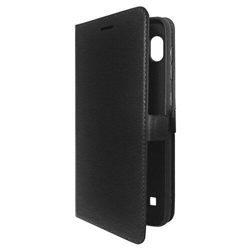 Krutoff / Чехол-книжка Krutoff для Samsung Galaxy A10 (Самсунг Галакси А10), черный