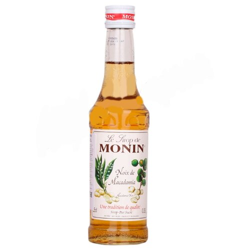 Сироп Monin Бразильский орех 0.25 л сироп moline monin 250ml 50
