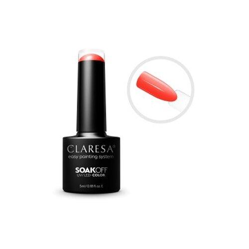Гель-лак для ногтей CLARESA Neon, 5 мл, оттенок 1 по цене 269