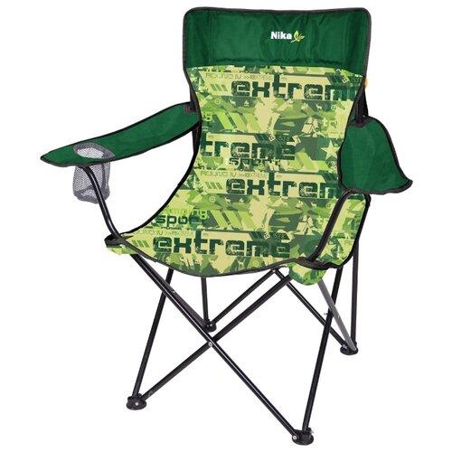 Кресло Nika Премиум 6 экстрим/зеленый